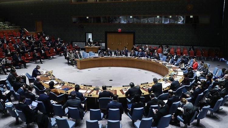 Son dakika: ABD, BM Güvenlik Konseyi'nin İsrail krizine ilişkin açıklama yapmasını engelledi