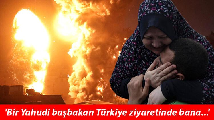 Cumhurbaşkanı Erdoğan'dan İsrail zulmüne sert tepki