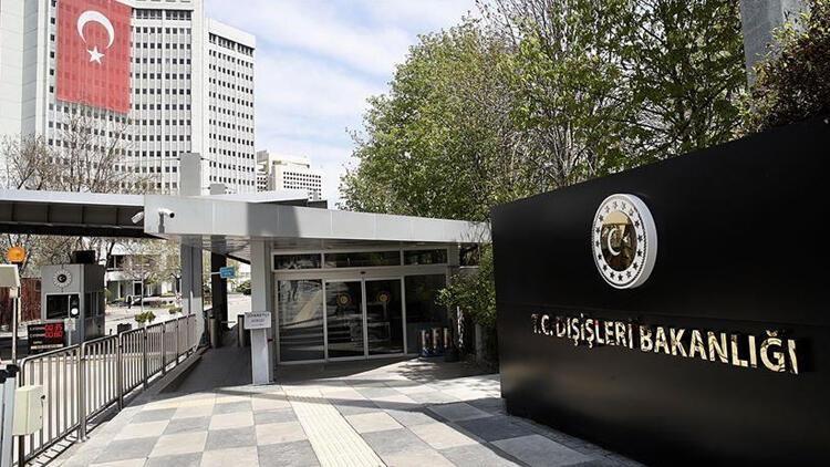 Dışişleri Bakanlığı, Avusturya'yı kınadı