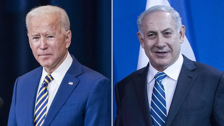 Son dakika haberi: Biden ile Netanyahu görüştü! Ateşkes vurgusu