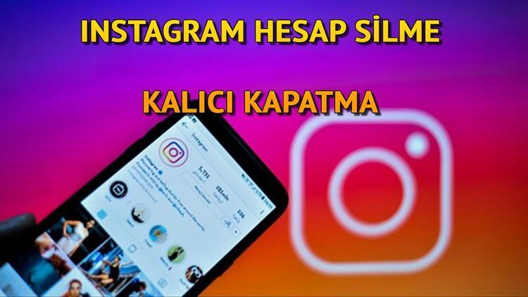 Instagram Hesap Silme ve Kapatma Linki 2021 - Geçici ve Kalıcı Nasıl Insta Nasıl Kapatılır