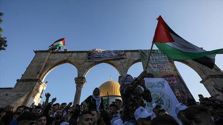 ABD'li tanınmış isimler sosyal medyada, İsrail'in saldırılarına karşı Filistinlilere desteğe devam ediyor