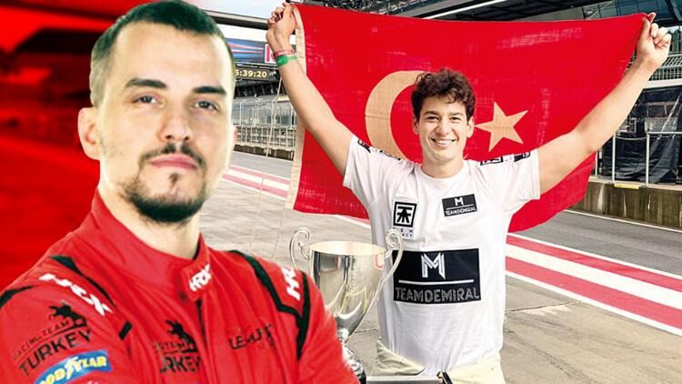 Le Mans yarışlarında podyuma çıktılar! İki Türk pilottan çifte zafer