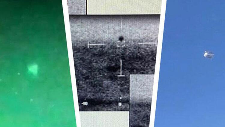 ABD'li eski pilotlardan UFO itirafı