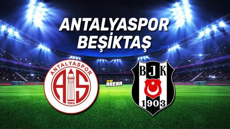 Antalyaspor - Beşiktaş maçı (Ziraat Türkiye kupası finali) saat kaçta hangi kanalda? Ziraat Türkiye Kupası sahibini buluyor
