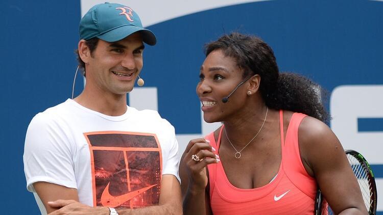 "Serena Williams: ""Roger Federer bir dahi..."""