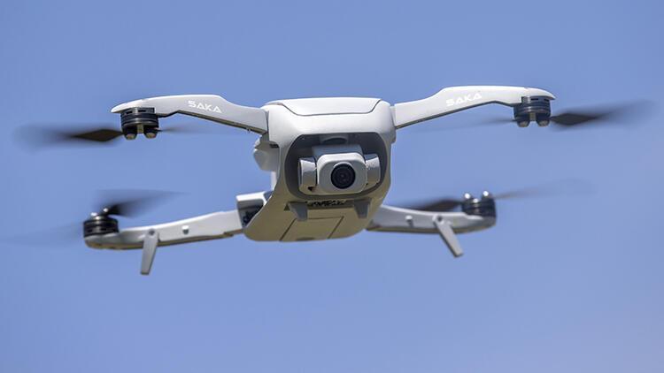 ASELSAN'ın mikro insansız hava aracı Saka kanatlandı