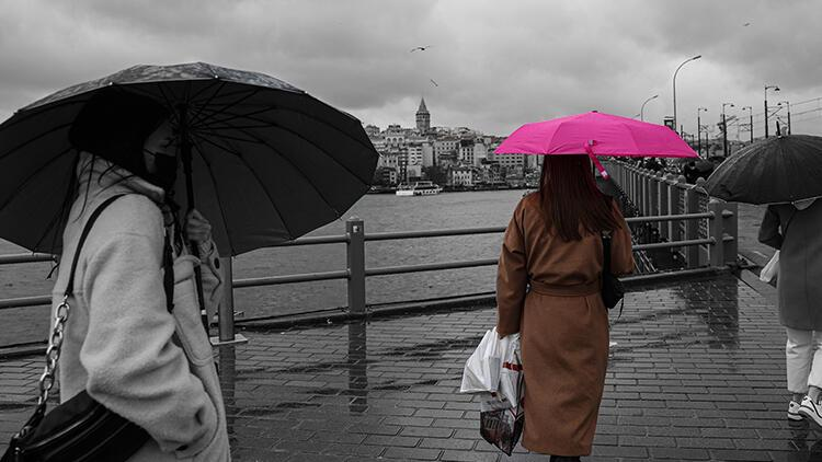 Son dakika: Meteoroloji'den İstanbul için 'sarı uyarı'