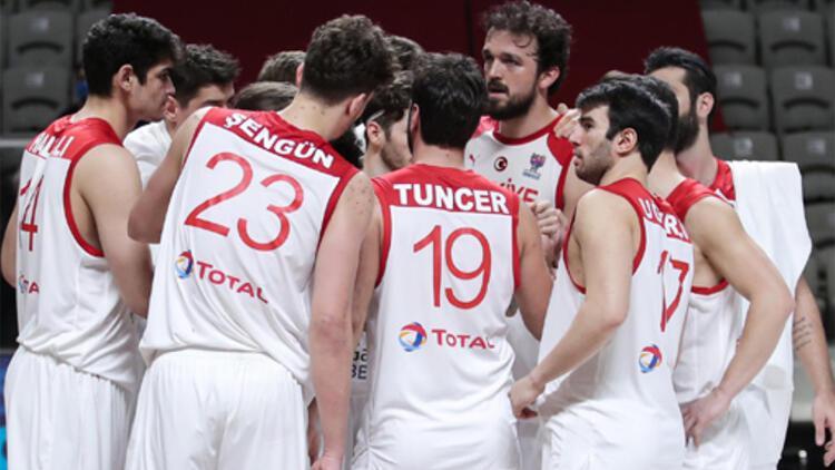 Son Dakika: A Milli Basketbol Takımımızın aday kadrosu açıklandı