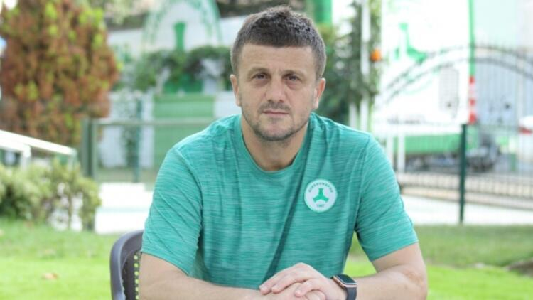 Süper Lig'in yeni ekibi Giresunspor, Hakan Keleş'le yola devam edecek