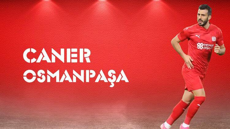 Son Dakika: Sivasspor'da Caner Osmanpaşa'nın sözleşmesi uzatıldı!