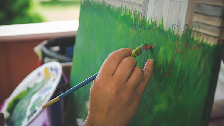 """Sanat aracılığıyla engelleri kaldırmanın yolu: """"Ham Sanat"""""""