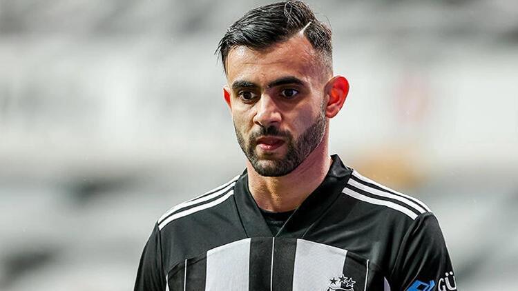 Beşiktaş'a Rachid Ghezzal'den kötü haber! Anlaşma sağlandı...