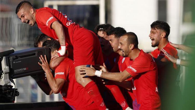Altınordu 1 - 0 Samsunspor (Maç özeti)