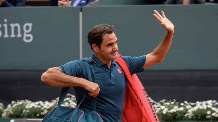 Federer, Cenevre Açık Tenis Turnuvası'ndaki ilk maçında elendi