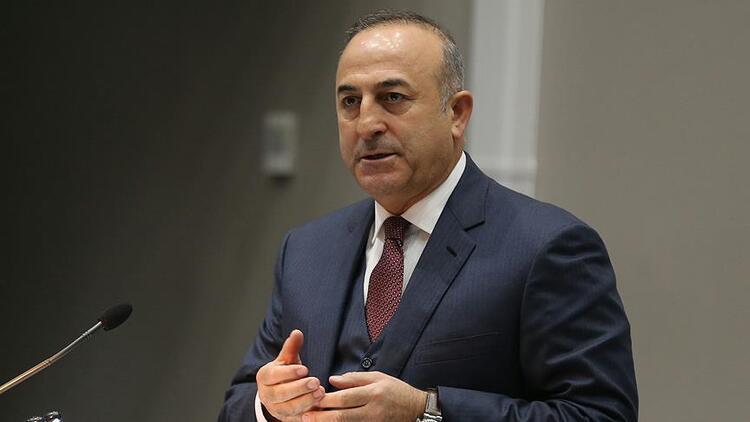 Bakan Çavuşoğlu: 'Ümmetin davasına sahip çıkan ülke Türkiye'dir'
