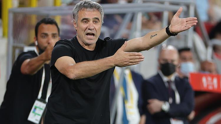 """Antalyaspor'da Ersun Yanal kaçan kupadan dolayı üzgün: """"Sonucu alacak beceriyi gösteremedik"""""""