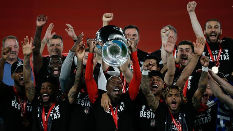 Süper Lig şampiyonu Beşiktaş 19.03'te kupasına kavuşacak