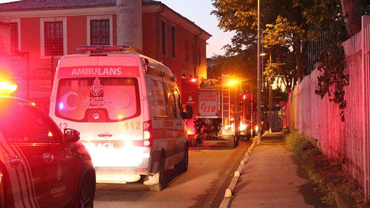 İstanbul Üniversitesi Tıp Fakültesi'nde bir yangın daha!