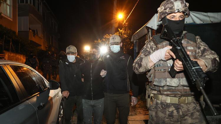 Son dakika haberi: İstanbul'da TKP/ML operasyonu! Çok sayıda gözaltı var