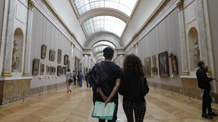 Dünya genelinde 2020'de müzelerin yüzde 90'ı Kovid-19 nedeniyle ortalama 155 gün kapalı kaldı