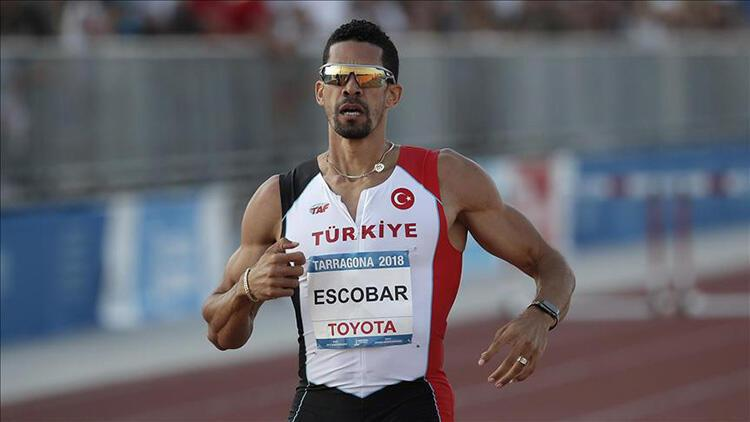 Milli atlet Yasmani Copello, Çekyada birinci oldu