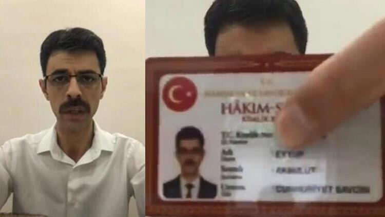 Son dakika.. Viranşehir Savcısı Eyüp Akbulut geçici olarak görevden uzaklaştırıldı