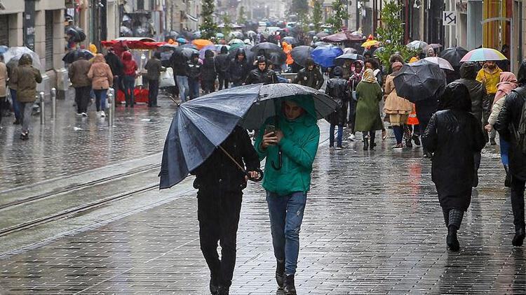 21 Mayıs hava durumu tahminleri - Bugün hava nasıl olacak Meteorolojiden İstanbul için kuvvetli yağış uyarısı