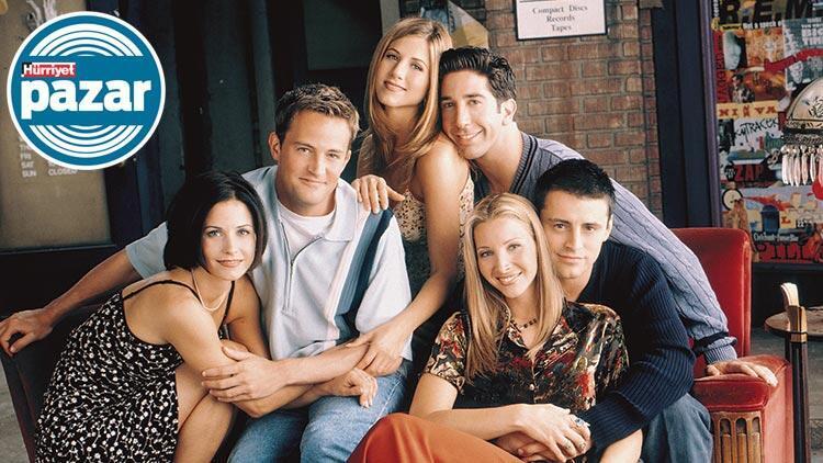 Bitmeyen aşkımız: Friends