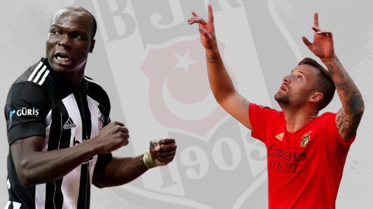 Son Dakika: Beşiktaş'ta Vincent Aboubakar'ın yerine ilk hedef İsviçreli Haris Seferovic