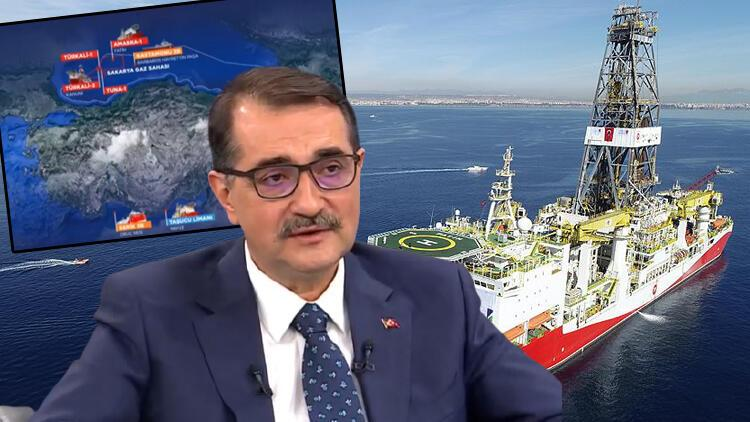 Akdeniz ve Karadeniz'de yeni müjdeler... Bakan Dönmez'den heyecanlandıran açıklama: Haziranı bekleyelim