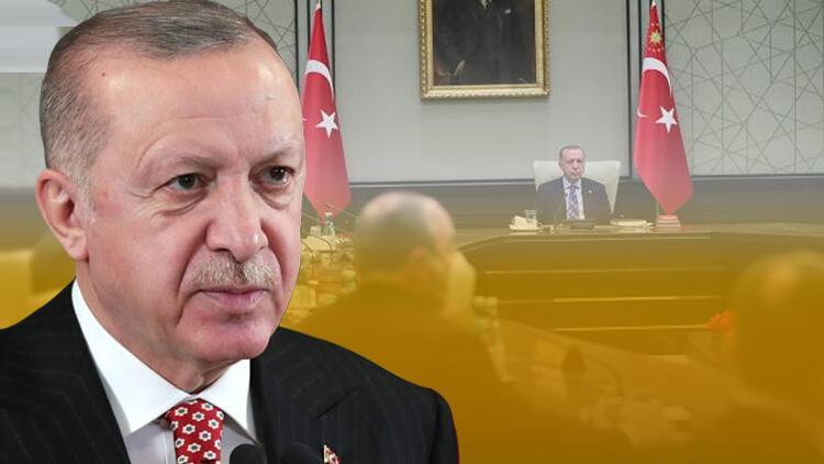 Son dakika haberi: Türkiye bu Kabine Toplantısını bekliyordu! Cumhurbaşkanı Erdoğan normalleşme adımlarını açıkladı