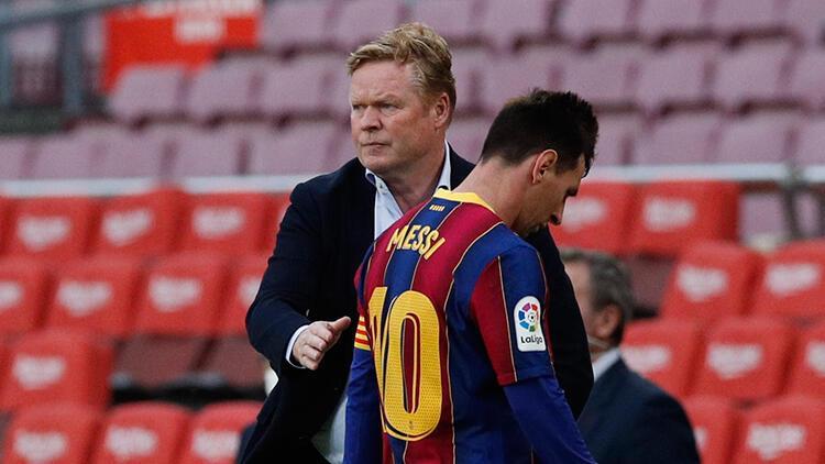 Barcelona, Koeman ile yola devam etme kararı aldı!