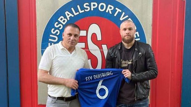 FSV Duisburg kadrosunu güçlendirdi!