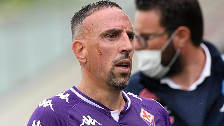Son dakika transfer haberi: Ribery'nin Fiorentina'daki geleceği netleşiyor! Geri dönüş...