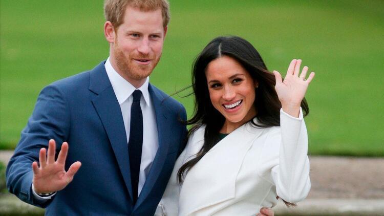 Son dakika haberi: Prens Harry - Meghan çiftinin ikinci çocukları dünyaya geldi