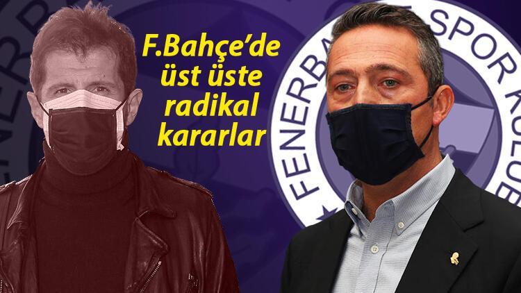 Son dakika haberleri: Fenerbahçe'de sıcak saatler! Emre Belözoğlu sonrası 4 isimle daha yollar ayrılıyor...