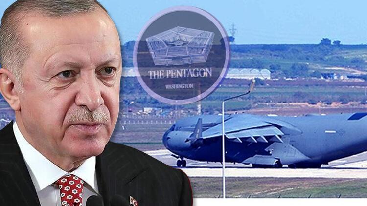 Pentagon'dan flaş açıklama: Cumhurbaşkanı Erdoğan'ın kararına saygı duyuyoruz