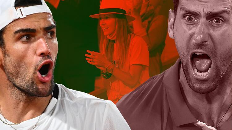Fransa'daki sokağa çıkma yasağı Novak Djokovic'in işine geldi! 5 bin seyirciyi dışarı çıkardılar...