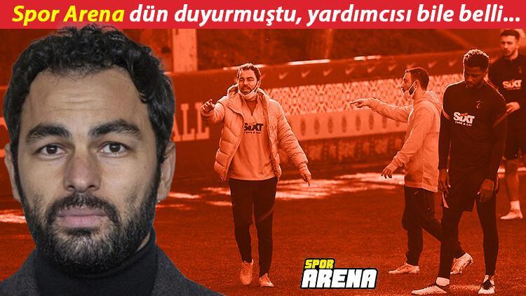 Son Dakika: Galatasaray'dan resmi açıklama geldi! Fatih Terim sonrası Selçuk İnan dönemi... Yardımcısı bile belli...
