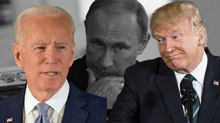 Donald Trump'tan Vladimir Putin ile görüşecek Joe Biden'a mesaj: 'Toplantı esnasında uyuyakalma'