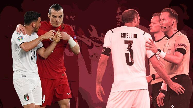 Son Dakika Haberi... EURO 2020'de Türkiye-İtalya maçında penaltı krizi! Büyük tepki var ama yeni kural...