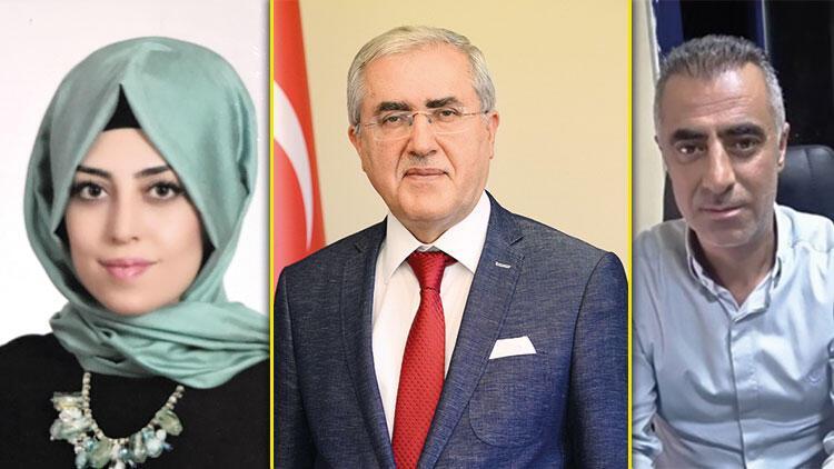 Rektör Prof. Dr. Niyazi Can'ın kızı Esra Aslancan sınavı kazanamayınca üniversite karıştı