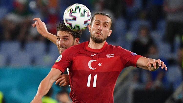 Türkiye-İtalya maçında Şenol Güneş'in son kararı Yusuf Yazıcı oldu!