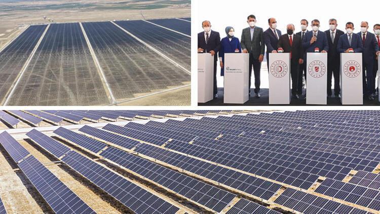 Güneş topla Türkiye için! 2 milyon kişinin elektrik ihtiyacını karşılayacak