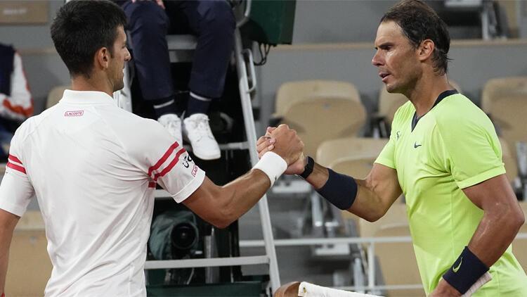 Djokovic - Nadal maçı başka gezegende oynandı