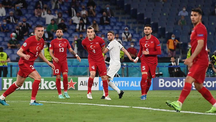 EURO 2020'de hiçbir şey bitmedi! İtalya maçı sonrası dikkat çeken istatistik...