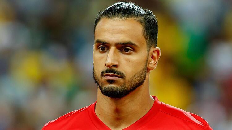 Son Dakika Transfer Haberi... Başakşehir, Nacer Chadli'nin sözleşmesini uzattı!