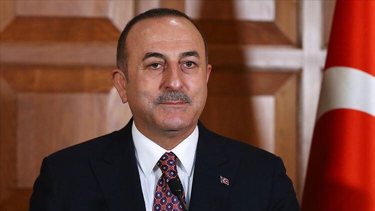 Bakan Çavuşoğlu, Libya Başbakanı Dibeybe ve Başkanlık Konseyi üyeleri ile görüştü