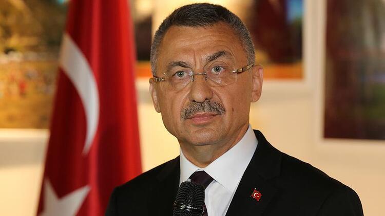 Cumhurbaşkanı Yardımcısı Oktay'dan Afrin'deki saldırıya sert tepki
